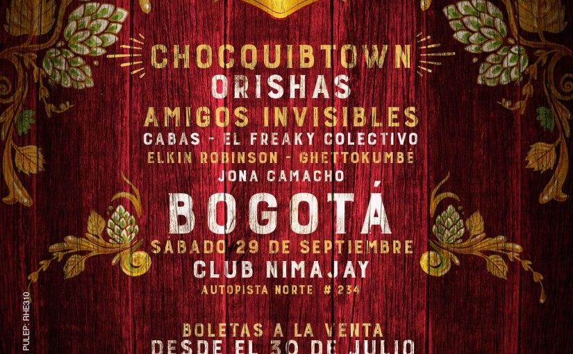 Regresa la temporada para celebrar con maestría: Club Colombia Oktoberfest2018