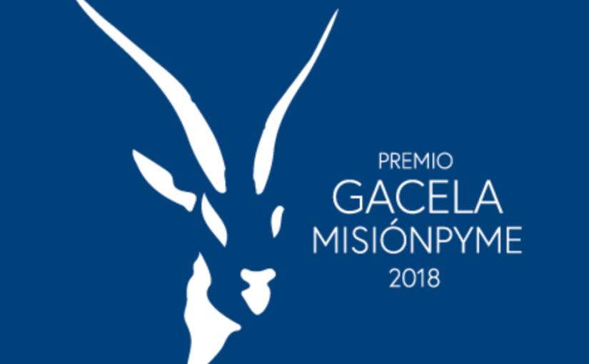 Este cinco de octubre cierran las inscripciones al Premio Gacela MisiónPyme2018
