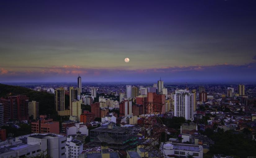 Cali  'la nueva era de la sucursal delcielo'