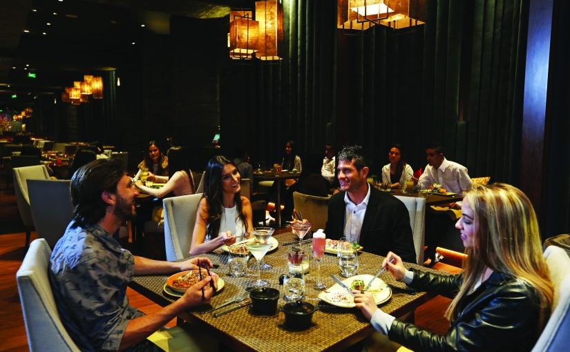 Asia a la mesa, el nuevo menú deTamarine