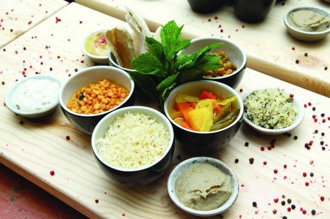 Vegetariano de la India-Tamarine-JW Marriott Bogot†