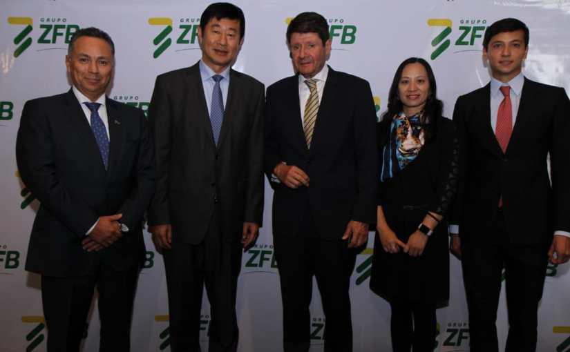Urge atraer inversiones desde China por parte de los empresarios y Gobiernocolombiano